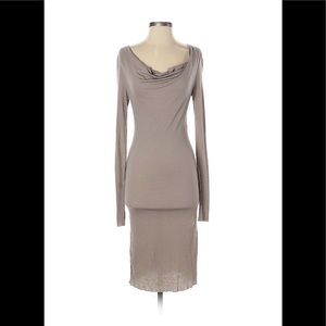 BCBGMAXAZRIA Casual Fitted Dress